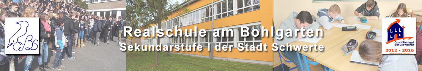 Realschule am Bohlgarten Schwerte