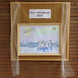 Fenster 17 - Klasse 9b